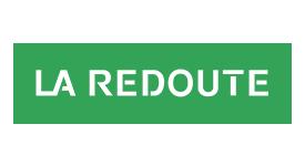 Référence logo la Redoute